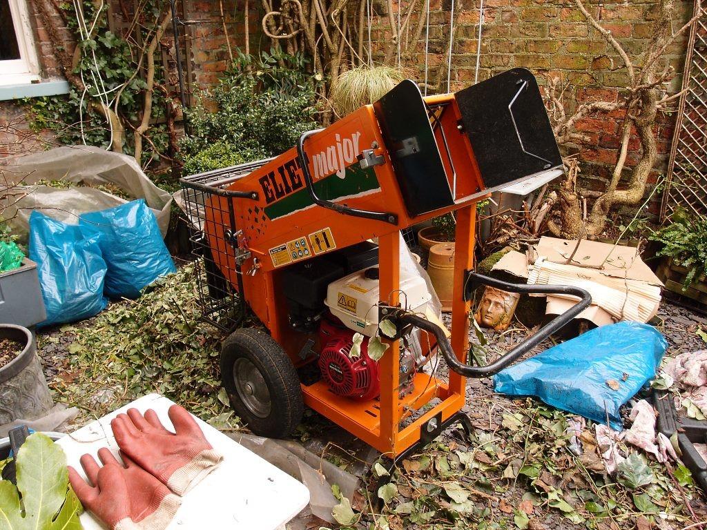 Machinery - garden shredder